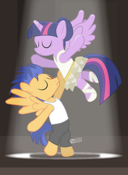 Purty Prancing by dm29