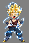 Vegetto GT SSJ2 by Dairon11