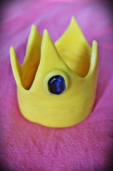 Prince GumBall Crown - cosplay prop by pamtamarindo