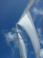 Wind in her sails... by Dragonheart27