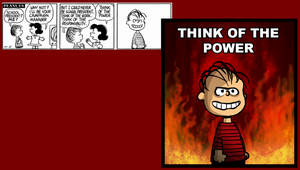 Think of the POWER. by WillDrawForFood1