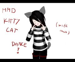 MMD kitty cat by mio-san13