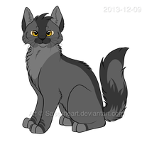 Graypaw Design by SassyHeart