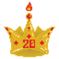 Crown of 20 by UnableToFindName