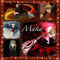 Maka collage by Xendrak18