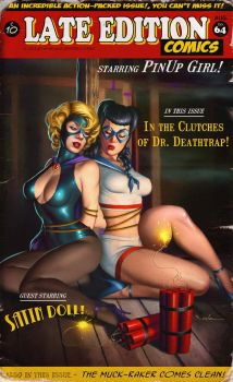 Duo Deathtrap by Valzonline by Attache