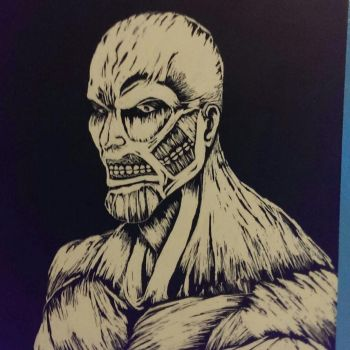 Colossal Titan by TheEye15