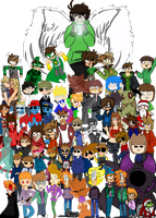 HUGE Eddsworld Collab! (Complete) by Minimall-Carnival