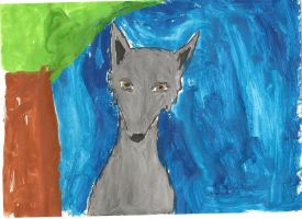 wolf by 99andreea