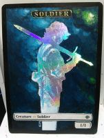 Magic Alteration: Soldier Token by Ondal-the-Fool