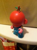 Back to School Munny2 by MaskedRascal