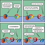 stupid internet explorer by MehruenesDaigon
