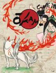 Okami - i will protect you by TenX00