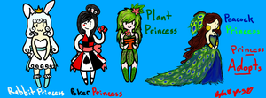 Princess Adopts- (CLOSED) by Princess-Seraphim