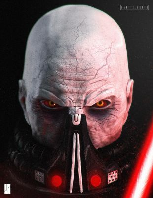 Darth Malgus by Daniel-Abreu
