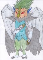 EAGLEDESTROYER KNIGHTMAREN COLOR by februarychaos by DEVIOUS-DISCORD-RP