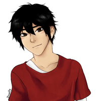 16 year old Hiro by Boosify