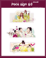 Pack sign #6 (comeback after 6 month) by Shawolki