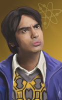 The Big Bang Theory - Rajesh by ArchXAngel20