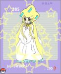 Jirachi Gijinka- Royal theme by WingsOfImagination