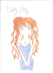 Clary Fray by AngelOfDarkness444