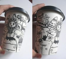 Doodle Cup by DoodleBros