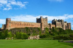 Bamburgh Castle by Daniel-Wales-Images