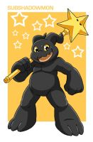 Subshadowmon By Starchart by Shiron66