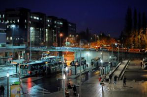 Gare de Cergy by Non-Non-Papillon