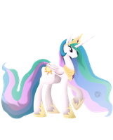 Celestia by ErinKarsath