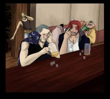 Arttrade with Necr0w - Partying hard by Kaalish