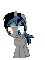 Kyoshi 'Turbo Button' First Concept Vector by KyoshiTheBrony