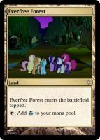Everfree Forest by ManaSparks