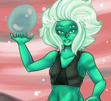 Malachite by LithiumRazor