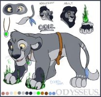 New Odis Ref by BooYeh