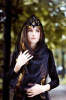 Sauron - The Lord of the Rings by CamilaCarter