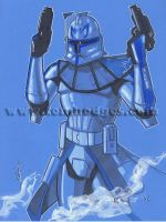 Captain Rex 40 by Hodges-Art