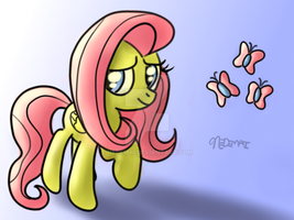 Fluttershy by Nedemai