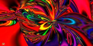 Psychedelic  Concept N 44 by DorianoArt