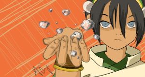 Toph by Yurisa