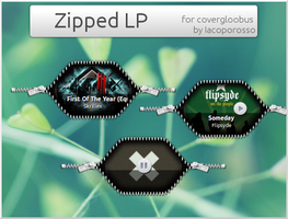 Zipped LP covergloobus theme 1.1 by iacoporosso