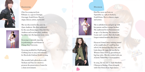 CD Booklet SooYoung-Hyoyeon pg by Steve-ish
