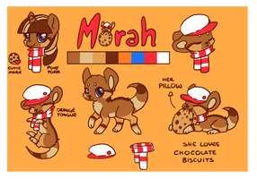 Official Morah Reference by makashy