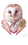 Davisowl by who-fan96