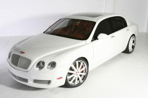Bentley Continental FlyingSpur by Hella-Sick
