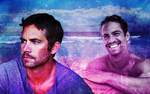 -His heart was so big...- Paul Walker Wallpaper by suicidebyinsecticide