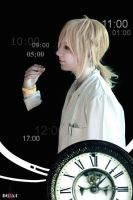 Kokoro - Time is running by o0Eles0o