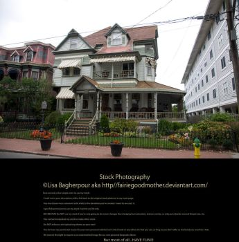 Historical Houses Stock 7 by FairieGoodMother
