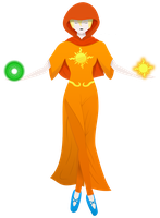 Rose: Seer of Light PNG by jourple