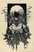 Batman of 2012 by RADMANRB